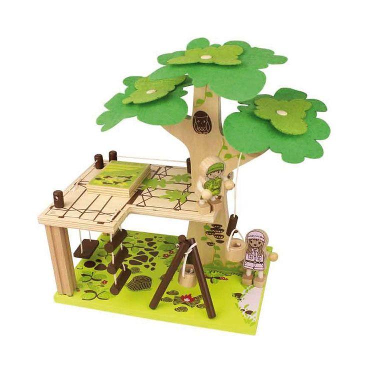 1000 id es sur le th me balan oires d 39 arbres sur pinterest for Module de jeu exterieur