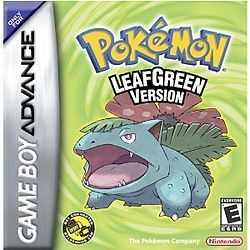 Either Firered or Leafgreen