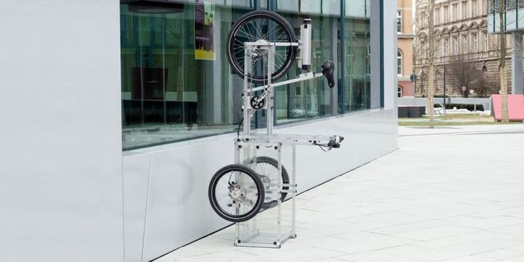 XYZ CARGO TRIKE - Parking position