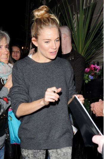 Sienna Miller: Muses, It Women | The Red List