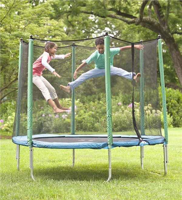 Main image for 8%27 Enclosed Trampoline