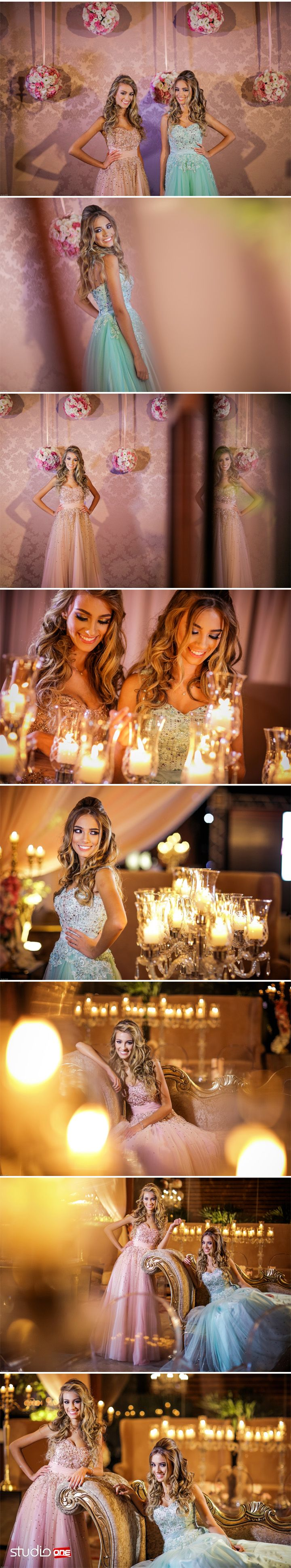 03 vestido de Festa de 15 anos Paola e Pietra taboo curitiba gêmeas studio one fotografia regina moraes estilista