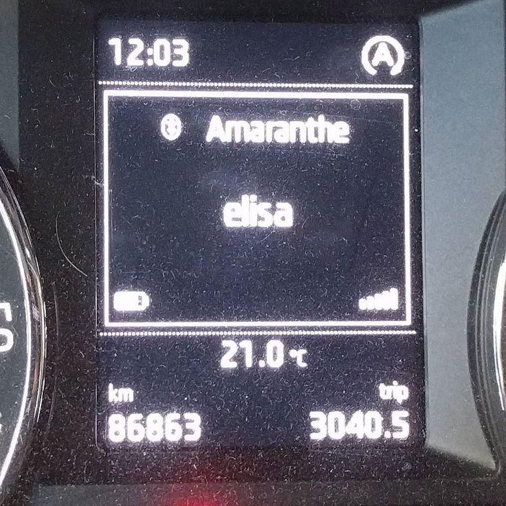 Everytime I'm in the car I'm imagining @elizeryd is a passenger #amaranthe #elisenotelize #almost #twitter