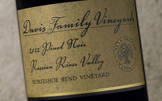 2011 Horseshoe Bend Pinot Noir
