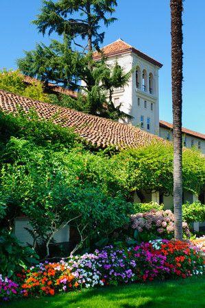 Santa Clara University - John Harrison Fine Art Nature and Landscape Photography