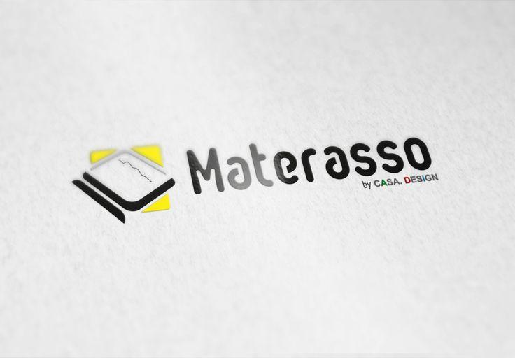 Logo Il Materasso by Casa Design