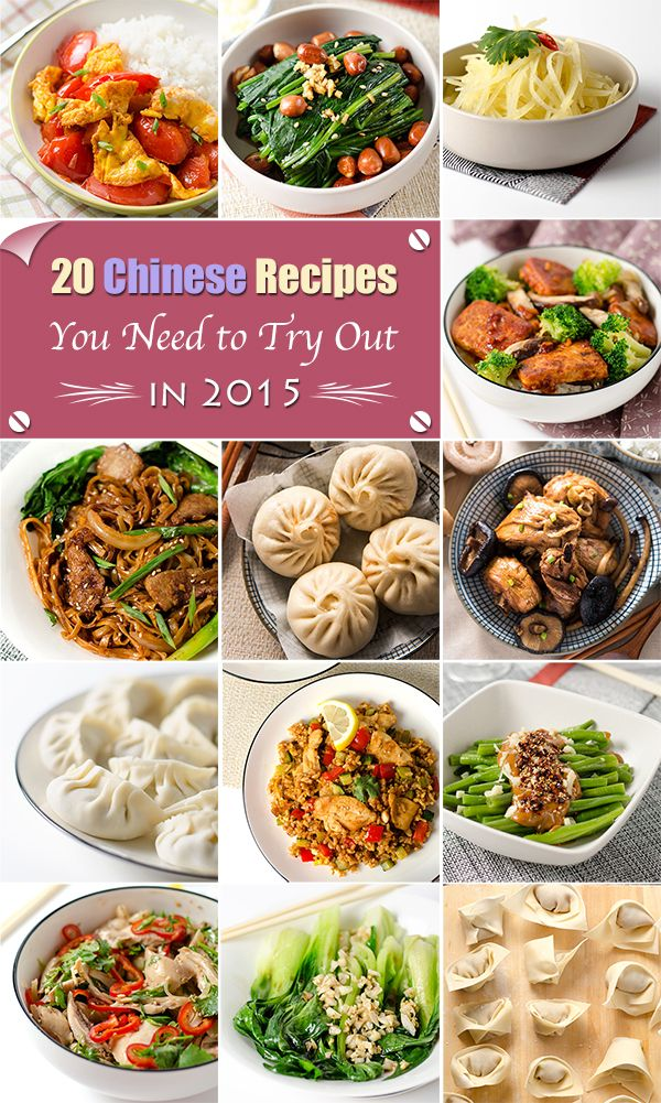 20 Healthy Chinese Recipes You Need To Try Out In 2015 Korean RecipesEasy Food