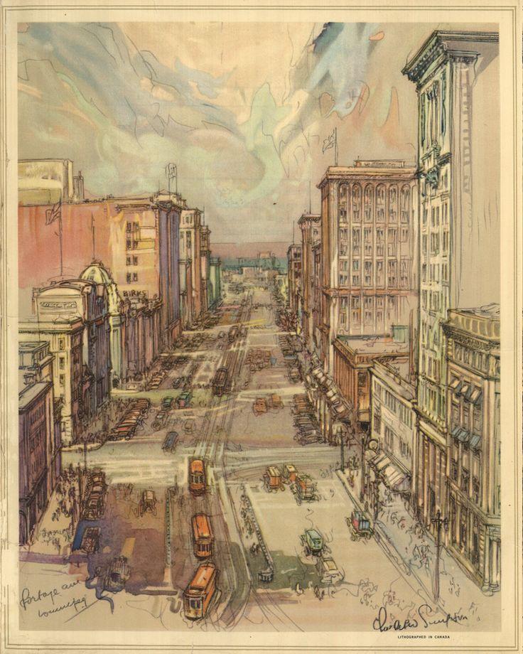 Historical Images of Winnipeg