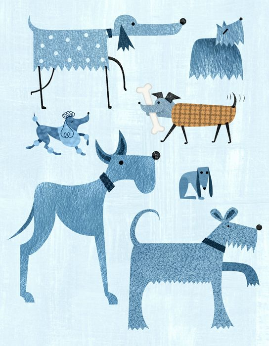 Dog, dog, dog | Joyce Hesselberth