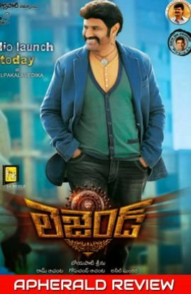 Legend Review | Legend Rating | Legend Movie Review | Legend Movie Rating | Balakrishna Legend Movie | Legend Telugu Movie Review | Live Updates | Legend Movie Story, Cast & Crew on APHerald.com  http://www.apherald.com/Movies/Reviews/39903/Legend-Telugu-Movie-Review-Rating/