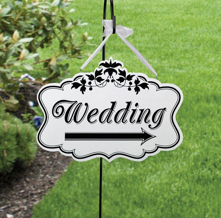 """Wedding Sign - Large(18"""")"""