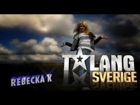 Rebecka Karlsson | delfinal 3 | Talang Sverige