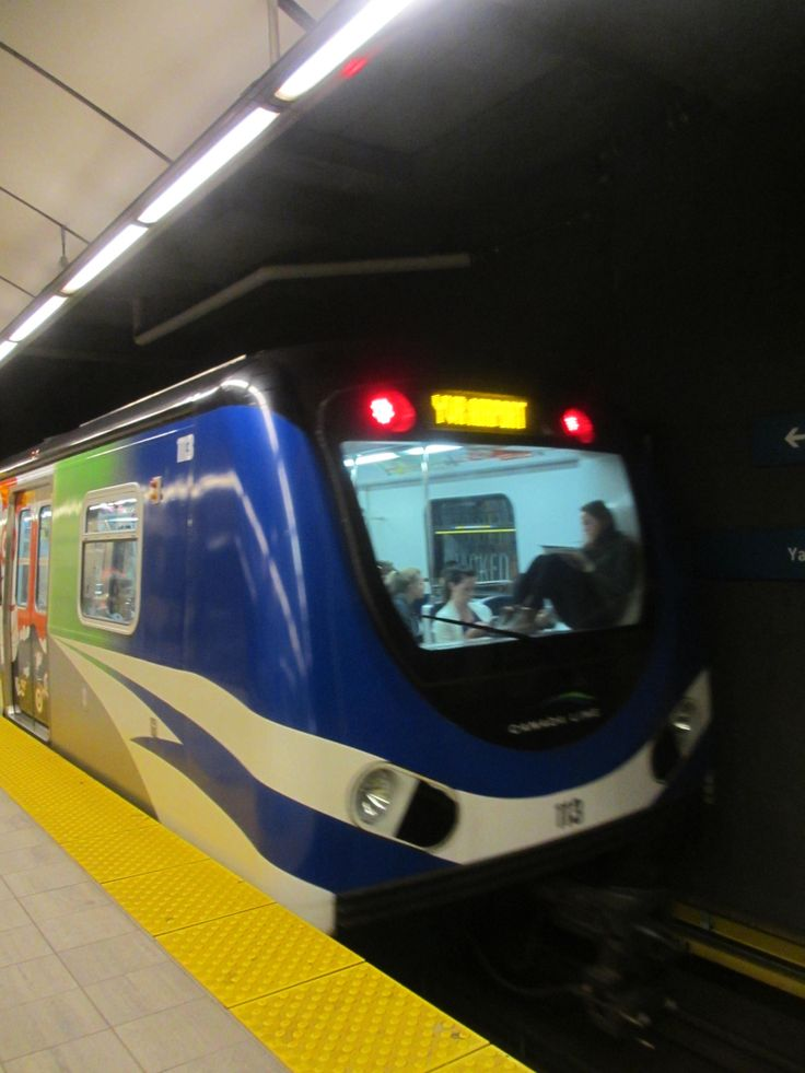 Vancouver/Richmond Canada Line - Waterfront Station