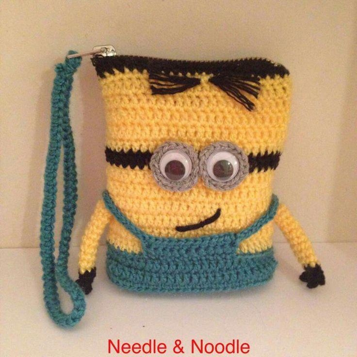 Crochet pat