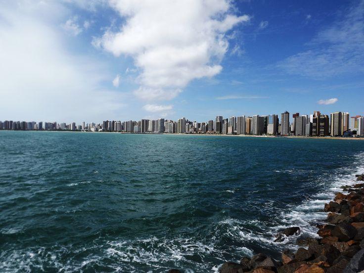 Praia de Iracema Fortaleza-Ce
