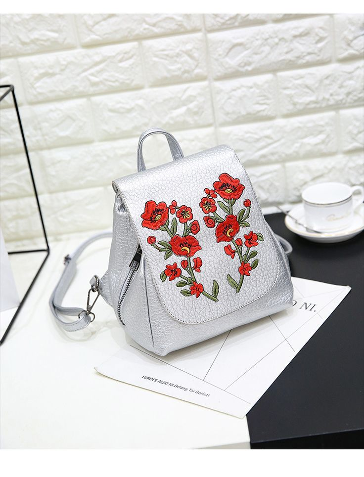 Korean version PUbackpack (Silver)NHPB0024-Silver