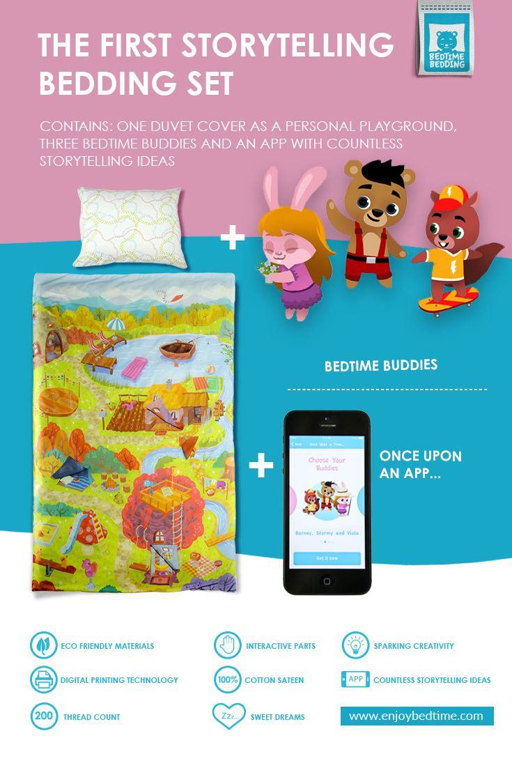 Surprise your family with Bedtime for Christmas! Pre-order at http://enjoybedtime.com/