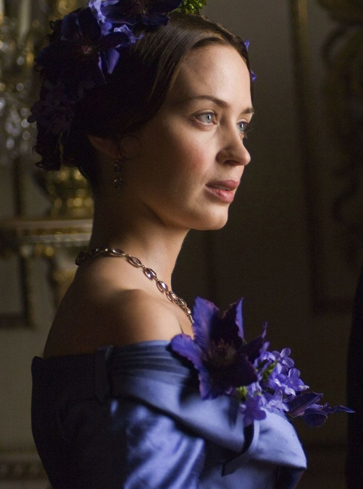 Emily Blunt in The Young Victoria - 2009
