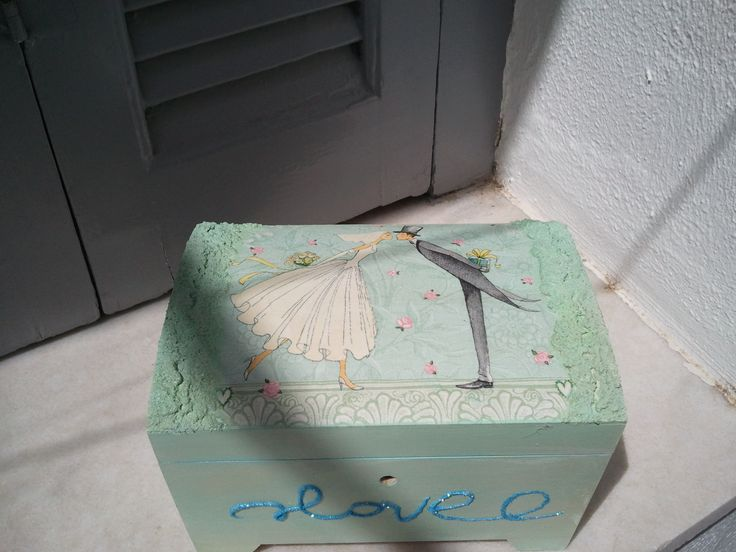 wedding box for wishes