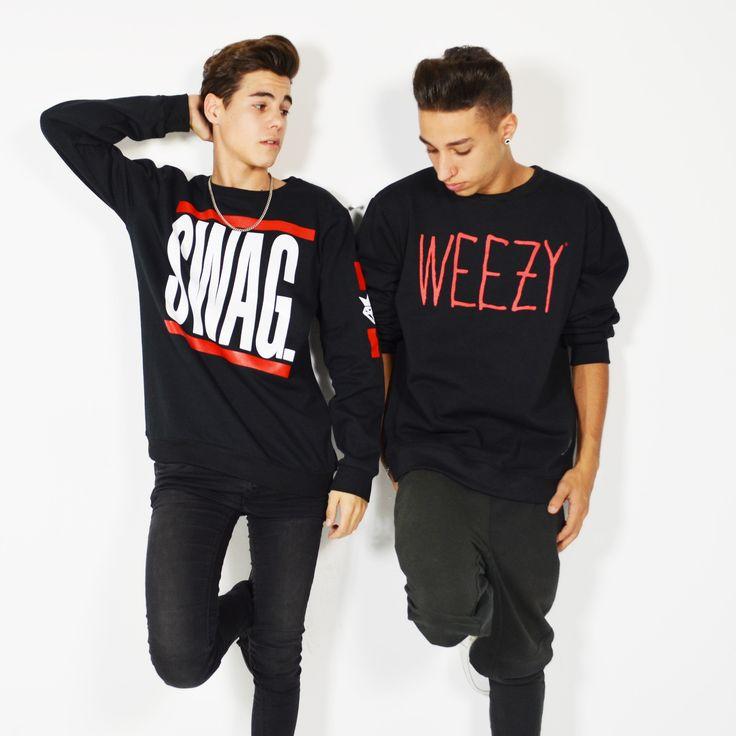 Compra online #sudaderas y la mejor moda #swag para chico y chica de España a los mejores precios. Modelos exclusivos y diseños #unicos con los estampados que más te gustan: Dope, Swag, inspiración #tumblr  #moda  #swaggers #tiendaonline #fashion #camisetas #dope #weezy #trill #thuglife