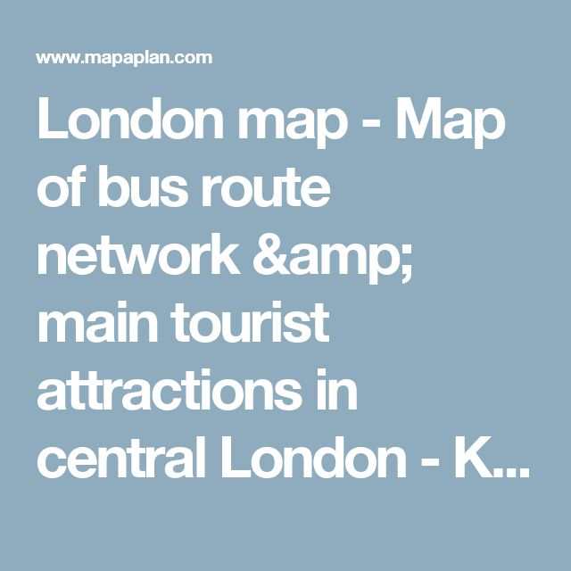 The Best Central London Map Ideas On Pinterest Map Of - Map of central london with tourist attractions
