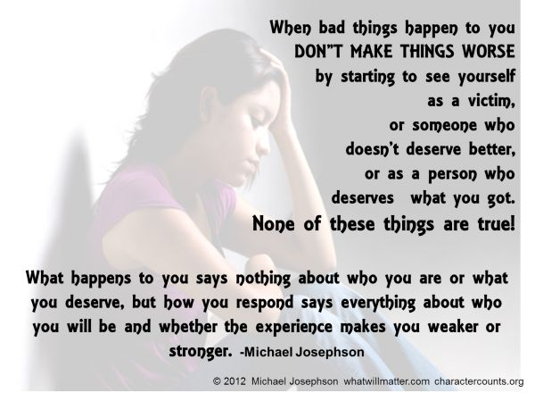 Bad Things Happen Quotes: 17 Best Images About Bad Things Happen To Good People On