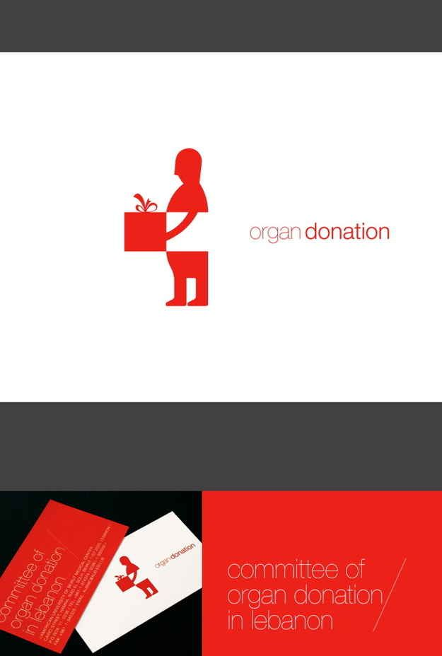 Committee of Organ Donation in Lebanon. | 12 Super-Cool Logos