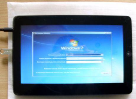 Как установить Windows 8 и 10 на планшет с Android