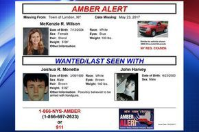 NYSP issues AMBER Alert after reported child abduction in Western NY