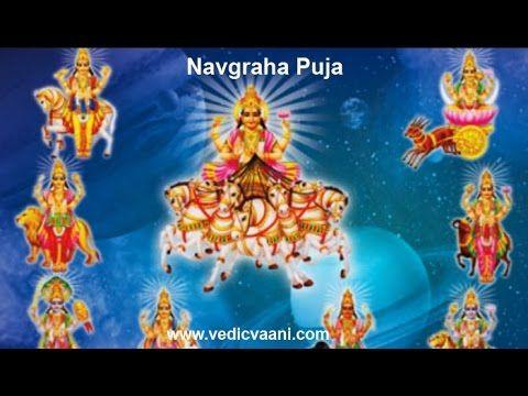 Navgraha Puja, Book Online Puja Services, Hindu Puja Items, vedicvaani.com