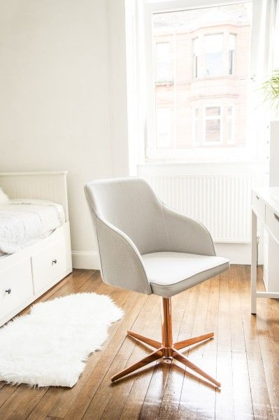 Best 25+ Desk chairs ideas on Pinterest | Tufted desk chair ...