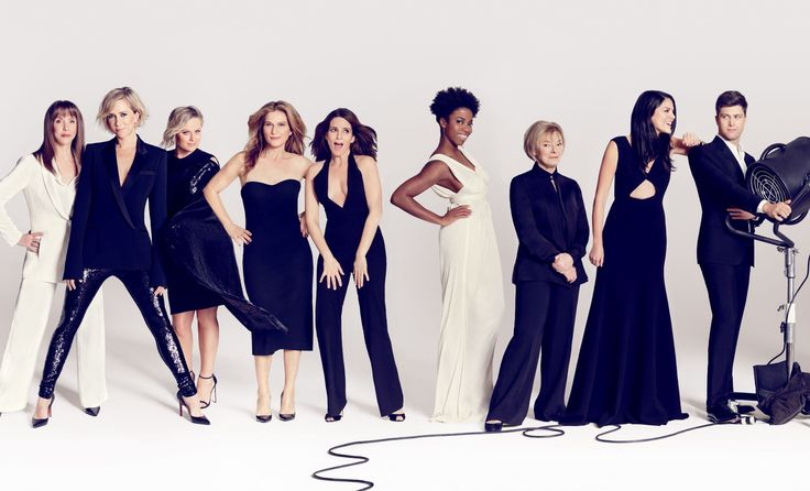 The women of SNL reunite for Glamour in honor of the show's 40th anniversary! Photo: Jason Bell