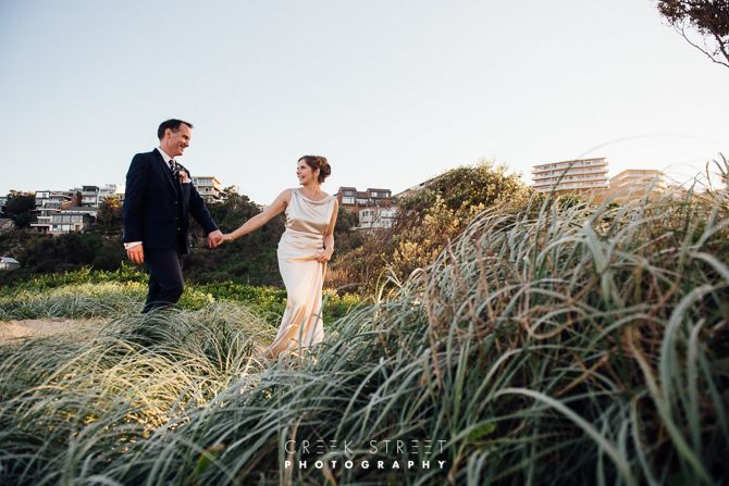 Wedding Freshwater Beach