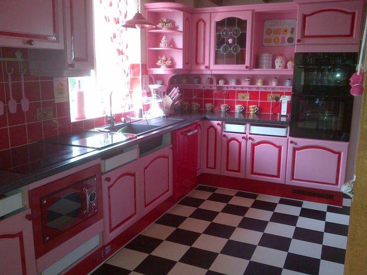 6773 besten Pink Bilder auf Pinterest | rosa Küchen, Geschirr und ... | {Küche in pink 20}