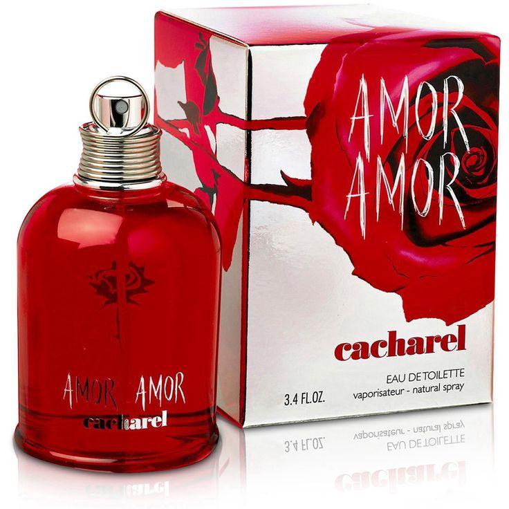 Perfume Cacharel Amor Amor Feminino Eau de Toilette 50ml - Americanas.com