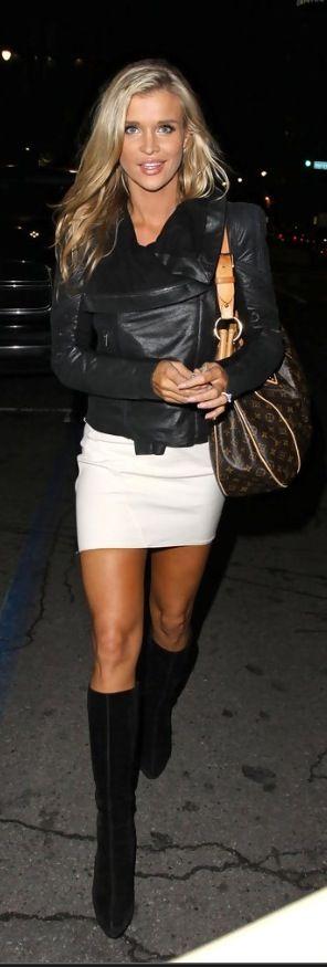 Joanna Krupa Photos: Christina Milian at Katsuya