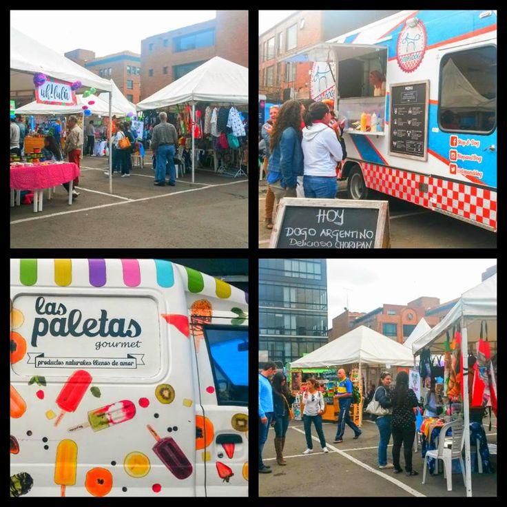 En la Feria #WECREATE #EmprendimientosColombianos #Bogota #Colombia #Emprende #EmpreneDigital