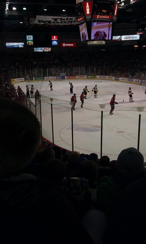 QMJHL Halifax Mooseheads vs. Quebec Remparts Game #3 04-10-20