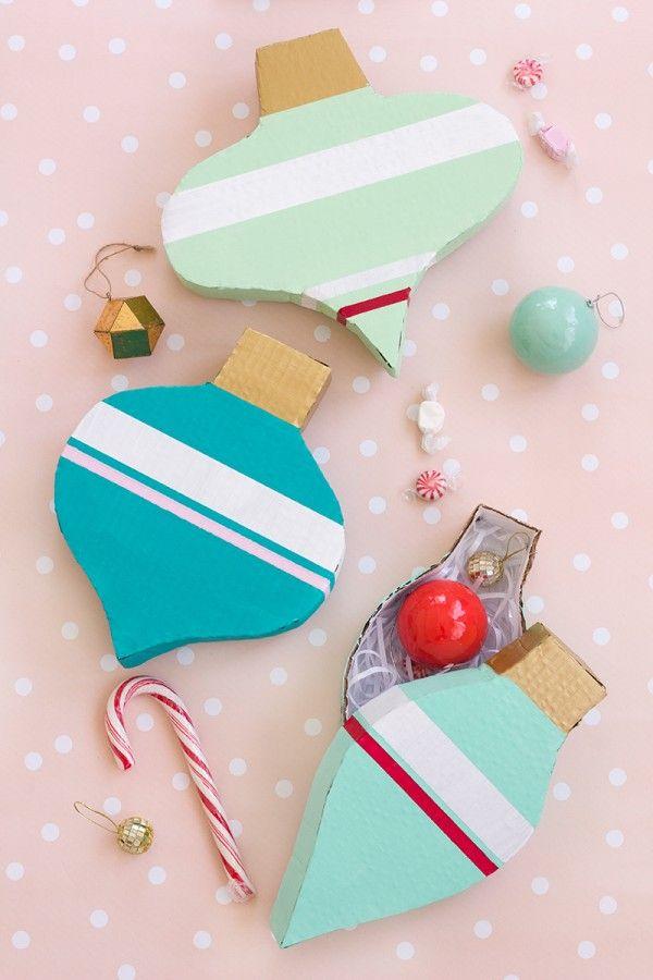 DIY Ornament Boxes | studiodiy.com