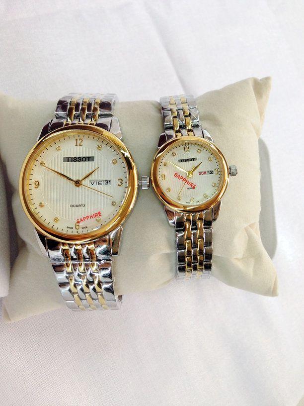 Đồng hồ cặp Tissot TpHCM giá rẻ C-T164SG