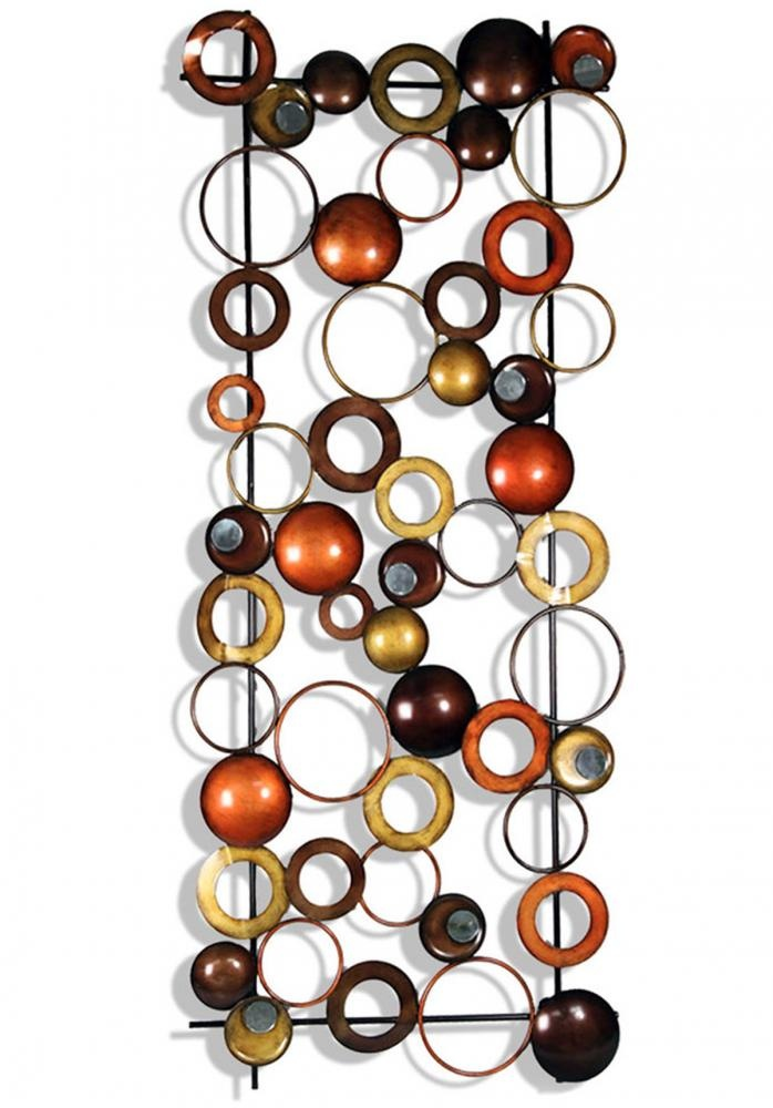 Circle Metal Wall Art 221 best metal wall art images on pinterest | metal walls, metal