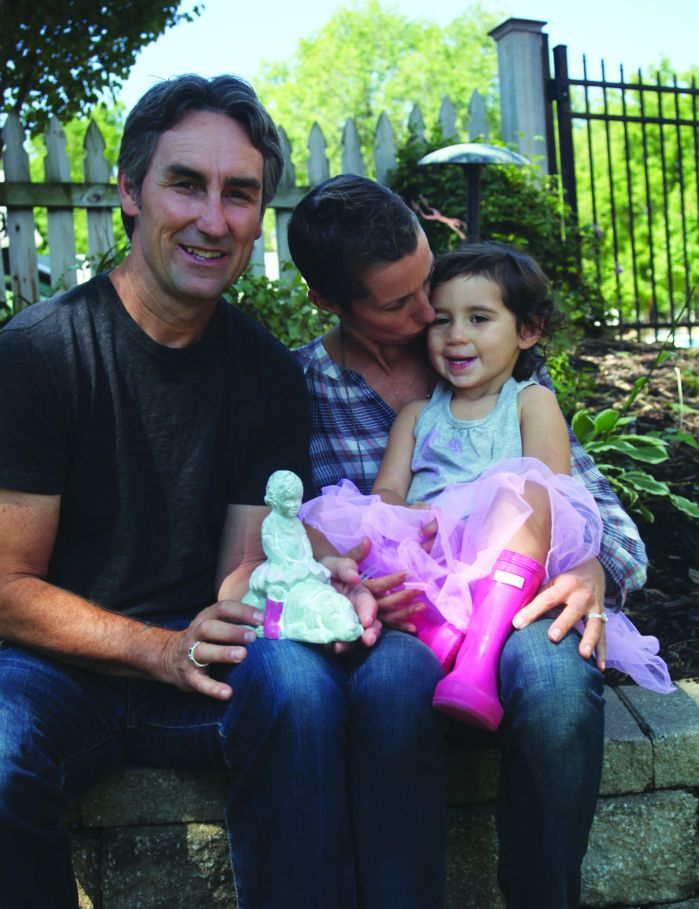 American Pickers Mike Wolfe - supporting kids with cleft lip and cleft palate