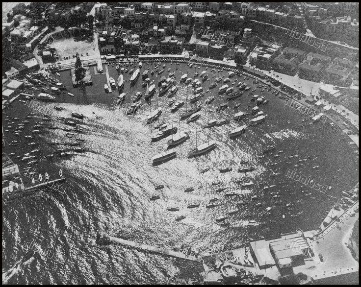 Μικρολίμανο, Πειραιάς, 1966.