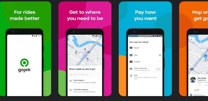 Cara Menggunakan 2 Aplikasi Gojek Dalam Satu Hp Di 2021 Aplikasi Satuan