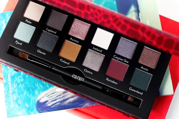 Cargo Cosmetics Northern Lights Eye Palette