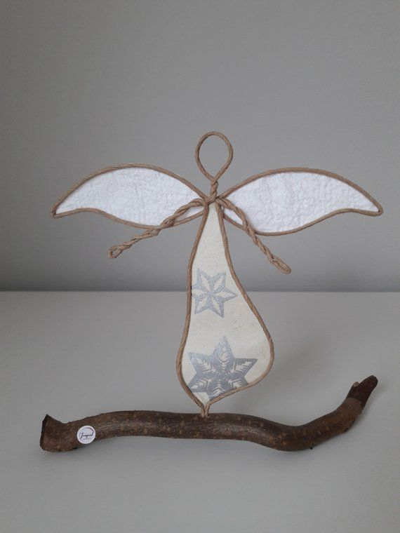 Paper Wire Figure Angel Kay High Quality Gift For Baptism Birthday Christmas Or Just For The Favorite Person Basteln Mit Papierdraht Basteln Mit Draht Basteln Mit Kindern