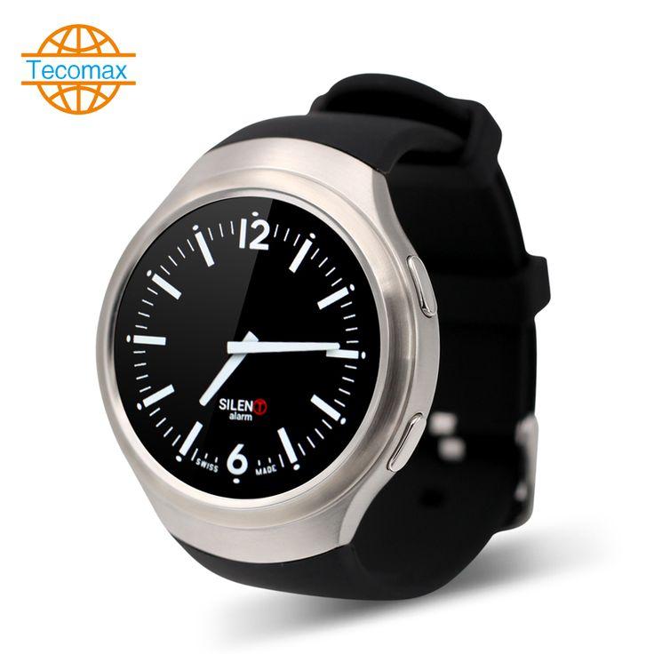 Echt smart watch 3g dual-core smartwatch echtzeit-herzfrequenz monition wifi gps google app bluetooth fitness uhr smart //Price: $US $163.67 & FREE Shipping //     #clknetwork