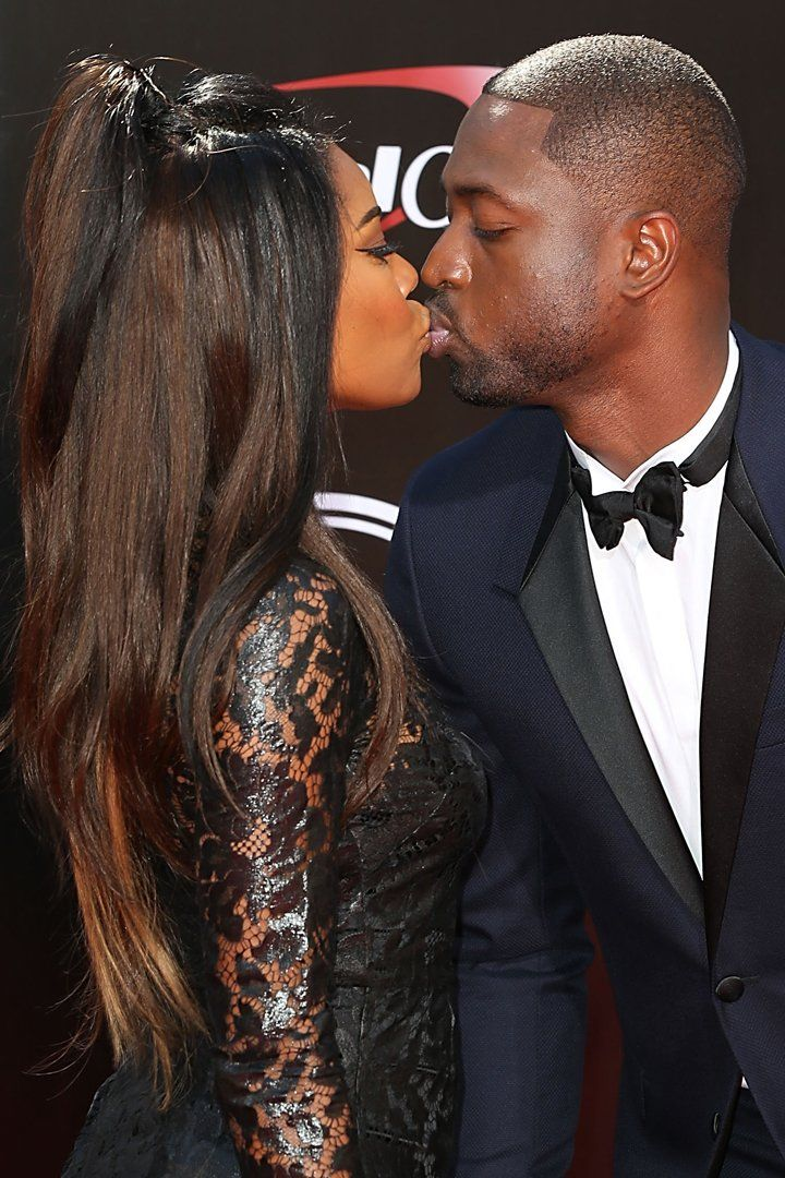 All of Gabrielle Union and Dwyane Wade's Slam-Dunk Relationship Snaps