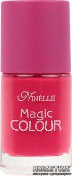 Лак для ногтей Ninelle Magic Colour 11 мл 22-Красный (4823074404934)