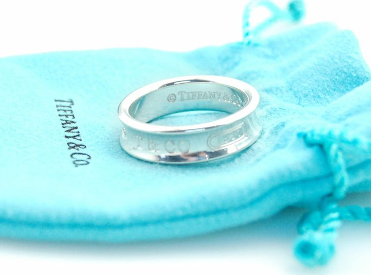 e799e2df7 ... tiffany co t co. 1837 concave mens wedding ring in sterling
